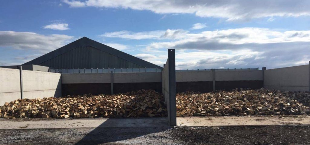 Deliveries, L A Kiln Dried Logs, Barrow-in-Furness, Cumbria